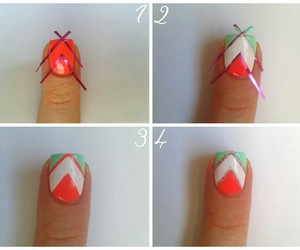 diy, idea, and nails image