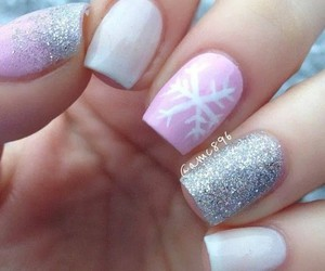 beauty, lovely, and nails image