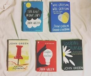 alaska, books, and john green image