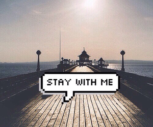 stay with me and stay image