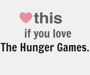 games, hunger, and the image