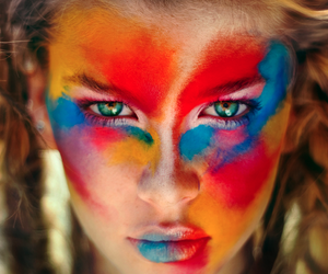 colors, photography, and art image