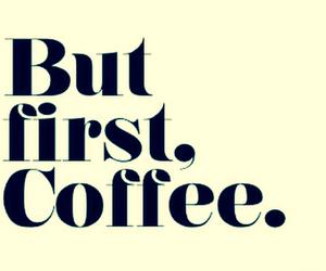 coffee and saying image