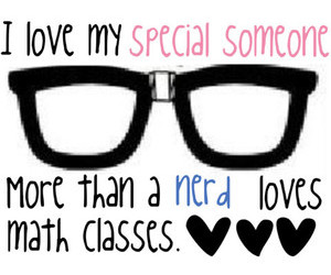 class, nerd, and special image