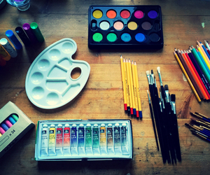 art and supplies image