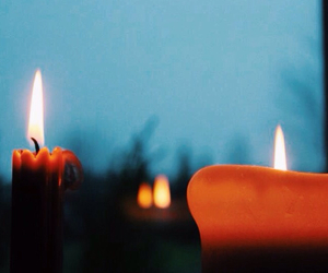 candle, finland, and independence image