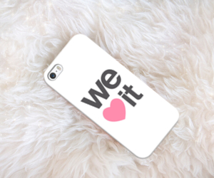 case, girly, and love it image