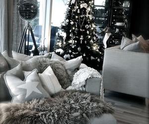 christmas, cozy, and home image