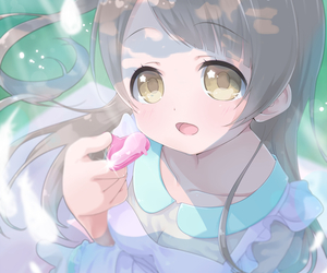 anime, anime girl, and fancy image