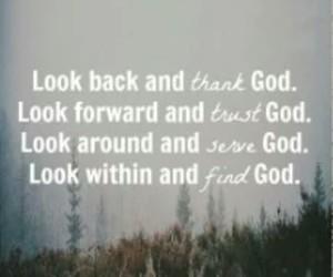 god, graceful, and grateful image