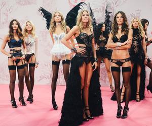Victoria's Secret and alessandra ambrosio image