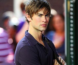 Chace Crawford and nate archibald image