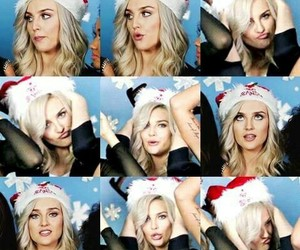 perrie edwards, little mix, and christmas image