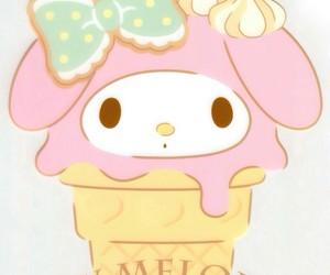 ice cream, kawaii, and lovely image