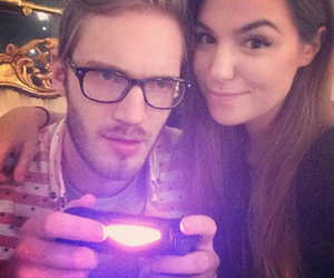 marzia, youtubers, and pewdiepie image