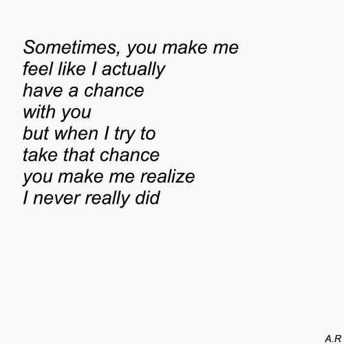 Sad Quotes About Love Glamorous 272 Images About Crush Quotes ☺ On We Heart It  See More About