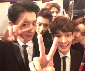 exo, Chen, and tao image