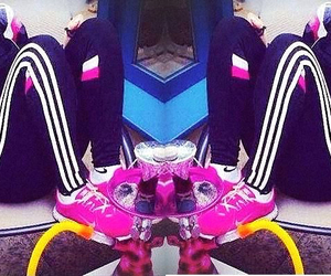 adidas, fille, and free image