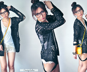 asian and fashion image
