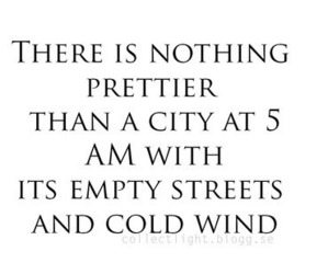 city, quotes, and cold image