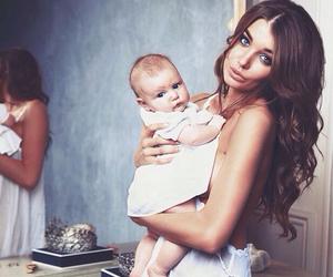 baby, baby girl, and beautiful girl image