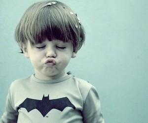 cute, batman, and boy image