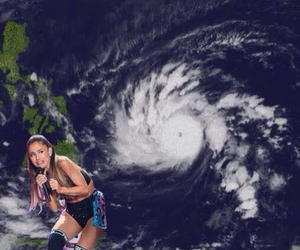 Philippines, ariana, and grande image