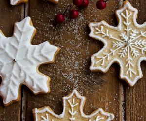 christmas, Cookies, and decor image