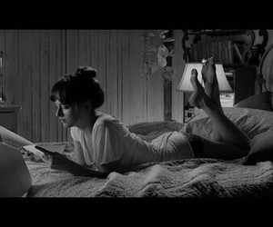 anastasia, reading, and bed image