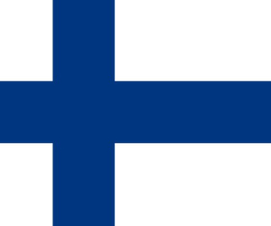 fin, happy, and finland image