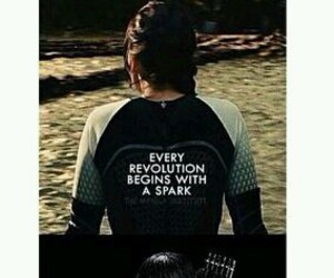 hunger games, mockingjay, and catching fire image