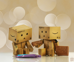 robot, friends, and cute image