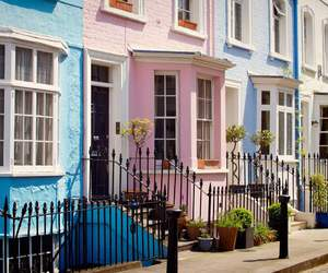 Houses and london image