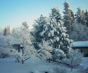 beautiful, finland, and view image