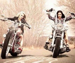 bikes, friends, and freedom image