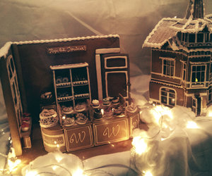 bakery, christmas, and diy image