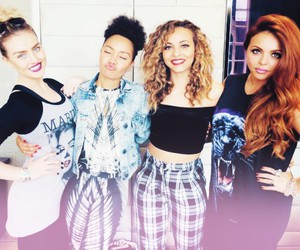 jade, Leigh, and perrie image