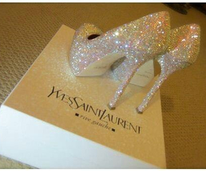 shoes, YSL, and yvessaintlaurent image