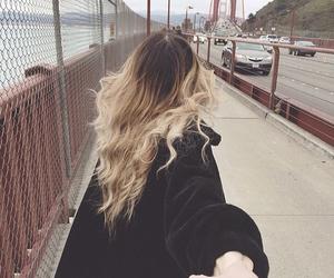 girl, hair, and couple image