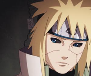 anime, manga, and fourth hokage image