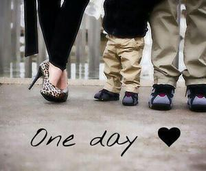 family, one day, and couple image