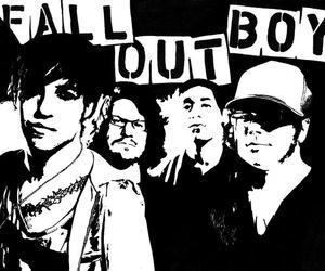 fall out boy image