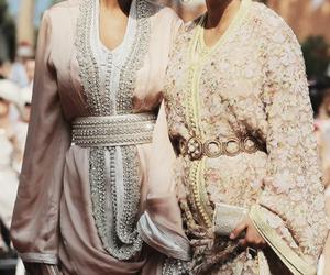 morocco, princess, and caftan image