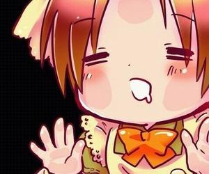 hetalia, cute, and anime image