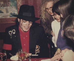 michael jackson, smile, and cute image