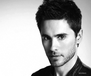 black, Hugo Boss, and jared leto image