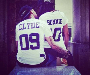 Bonnie, Clyde, and cute image