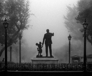 disney, walt disney, and mickey mouse image