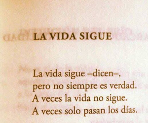 vida, frases, and book image