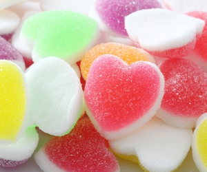 sweet, candy, and heart image